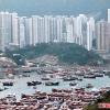 香港 港灣景觀