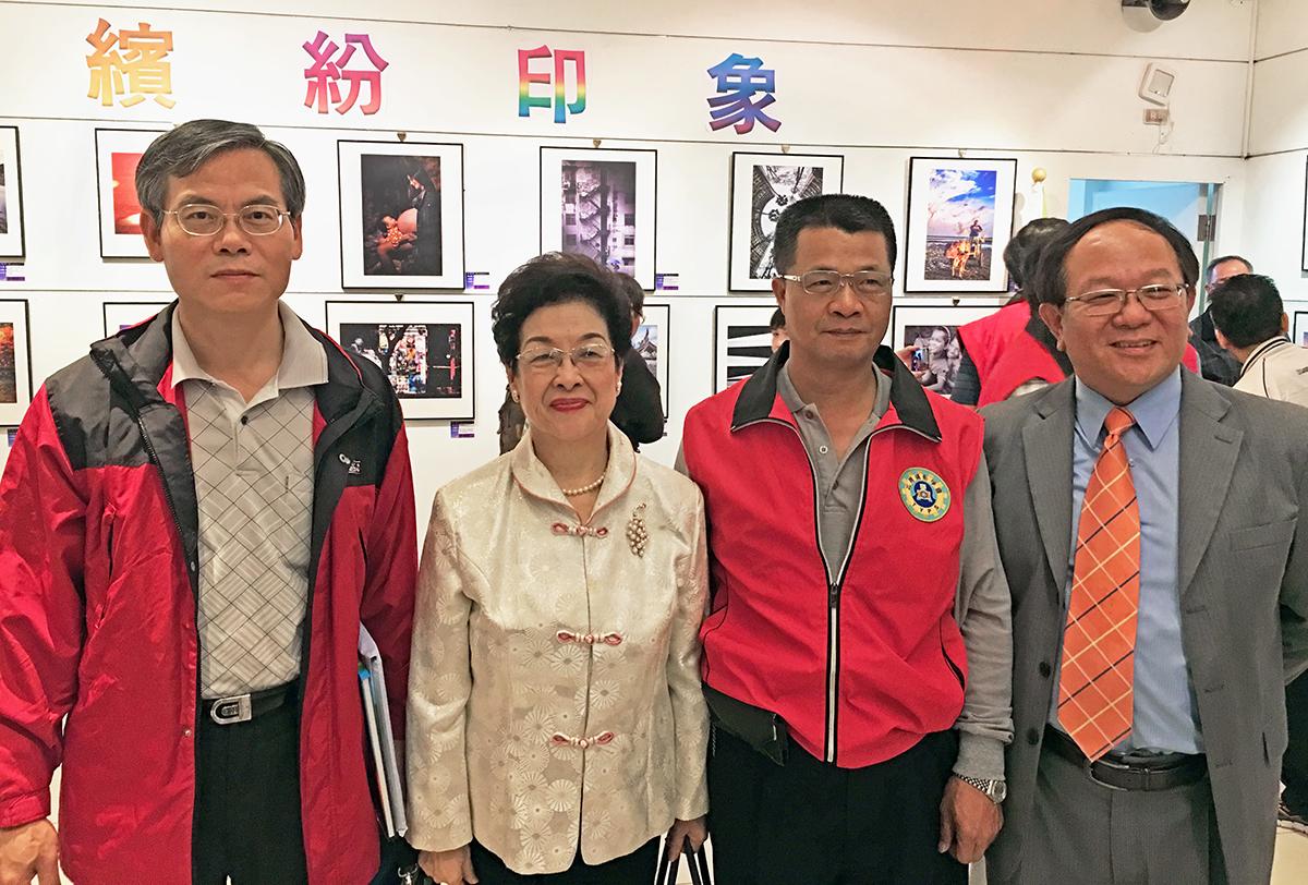 救國團北青攝影學會《2017繽紛印象攝影聯展》