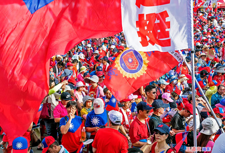 韓國瑜 622台中造勢大會